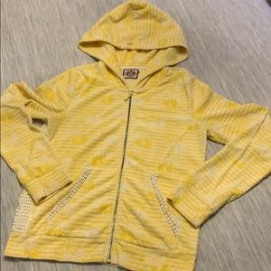 Juice Couture Terry Hoodie size M